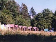 1997 - táborová základna Obory